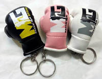 gants porte clefs Massai